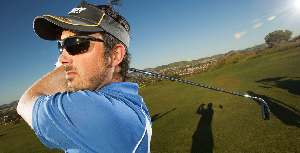 sunglass for golfers