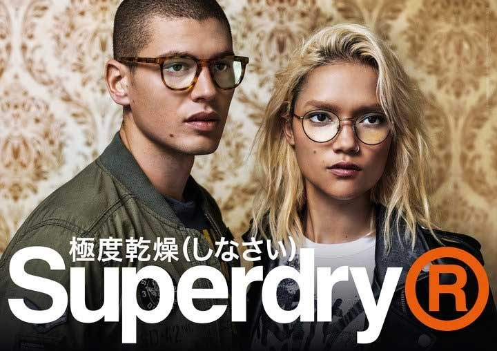 superdry glasses life