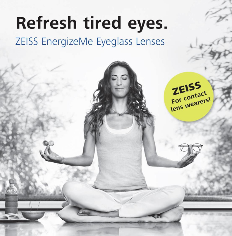 Zeiss EnergizeMe Lens in Malaysia
