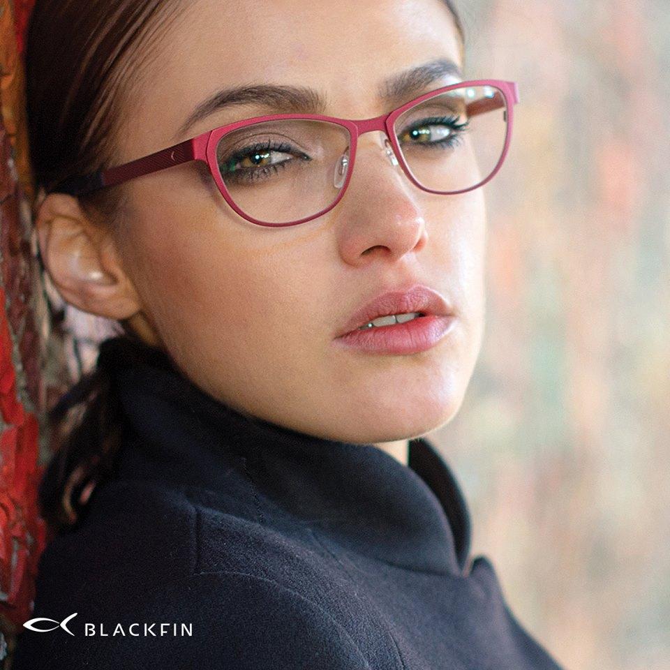 lunettes titane blackfin