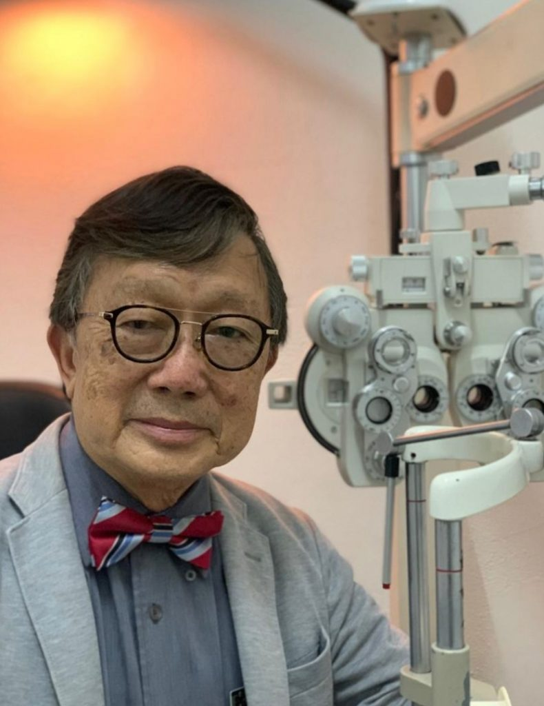 Experienced optometrist