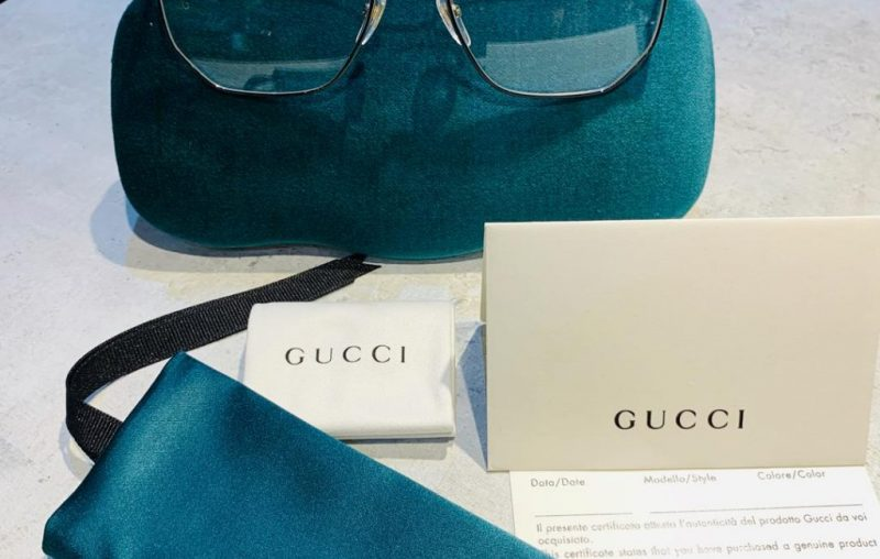 Gucci Optical Shop