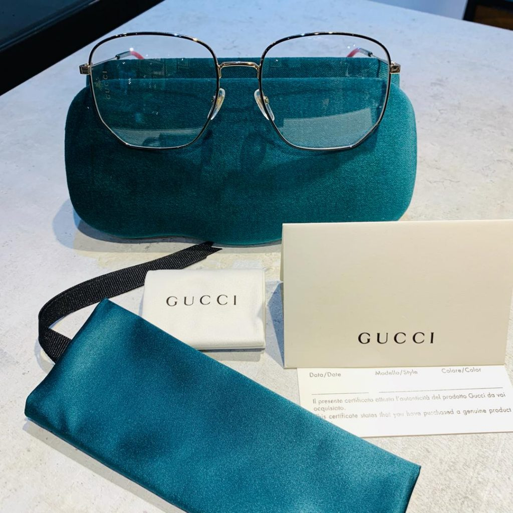 Gucci Optical Shop