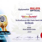 Award Brand Laureate 2009