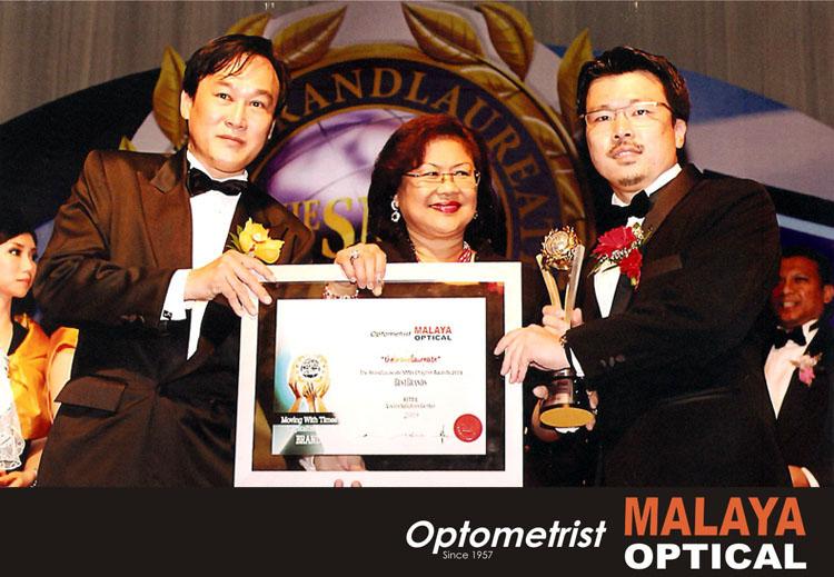 Award The Pretigous Brand Laureatte 2010