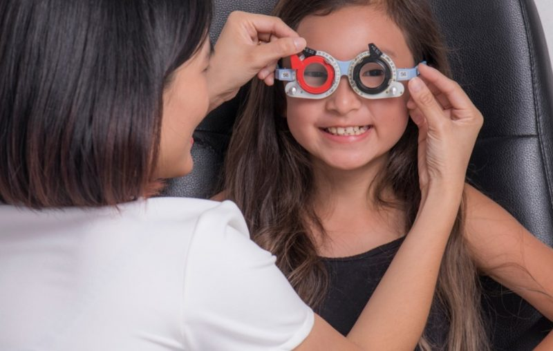 Children Optometrist