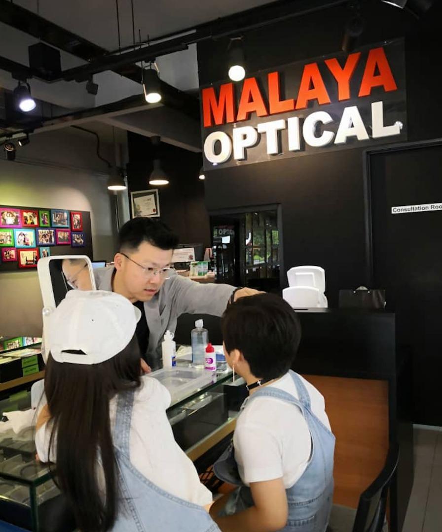 Experience Optometrist Ortho K