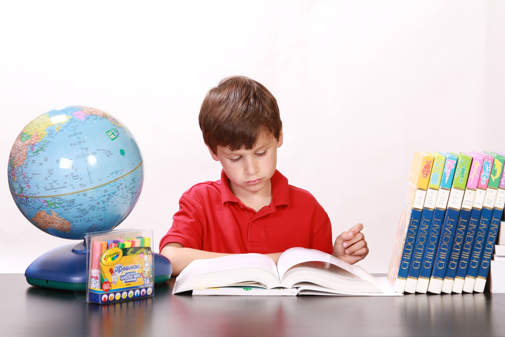 Learning Related Vision Problems in Children