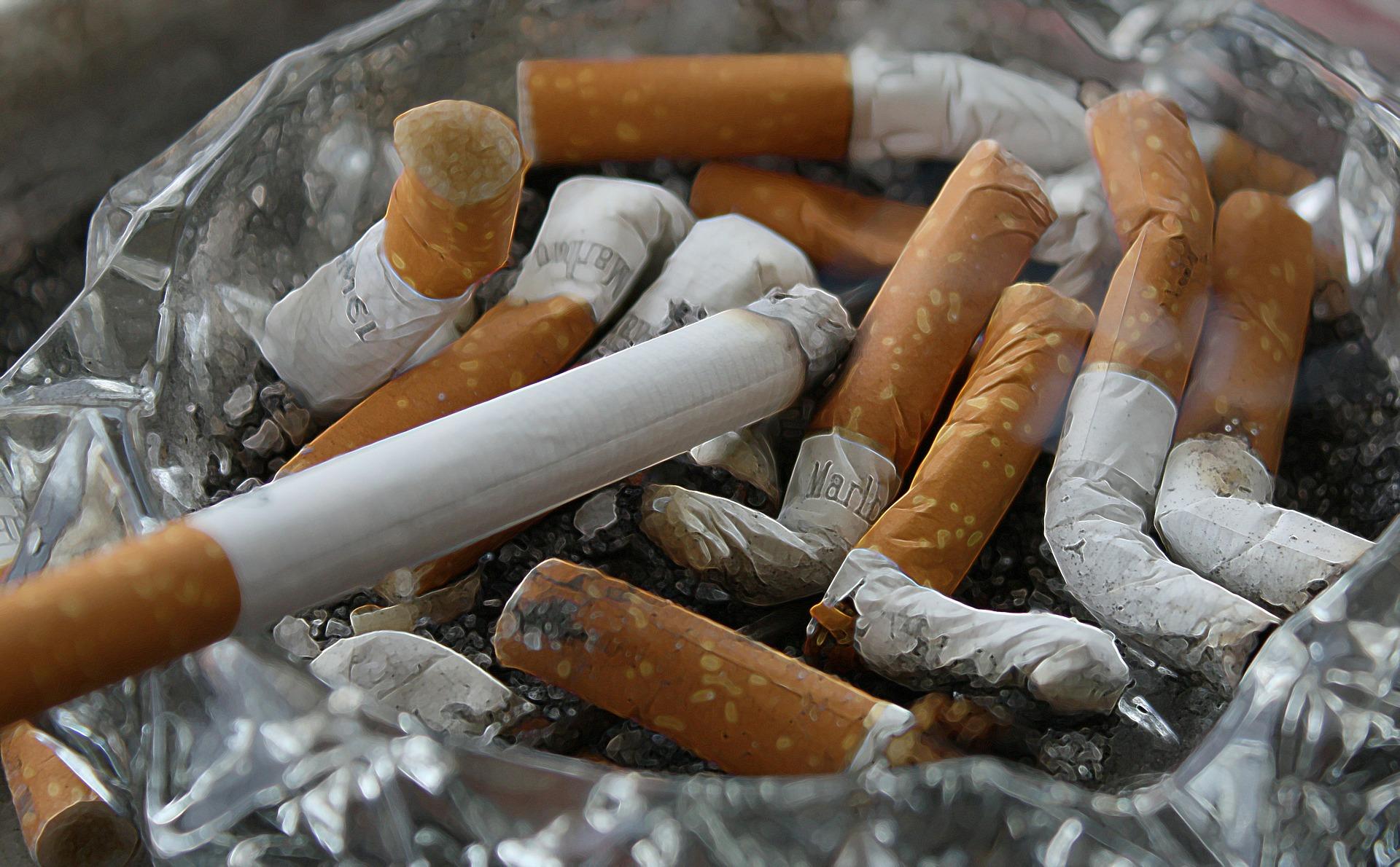 Smoking and Vision Lost