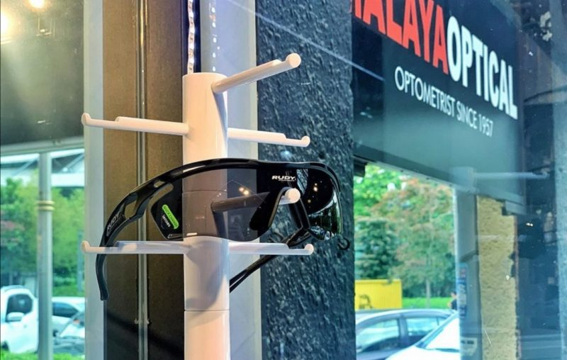 Oakley Eyewear Display Stand