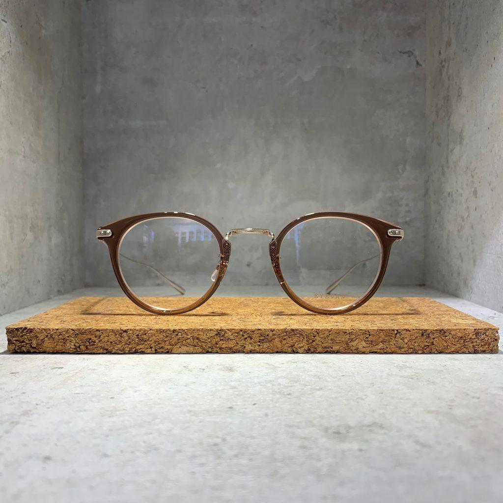 eyevan classic glasses