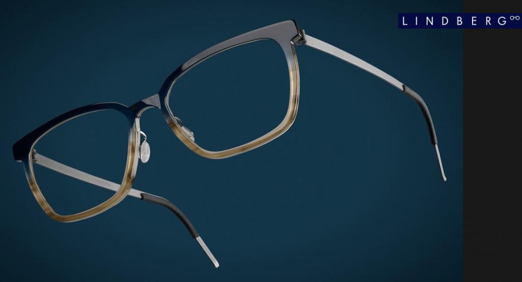 lindberg Acetanium glasses