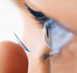 RGP Contact Lens