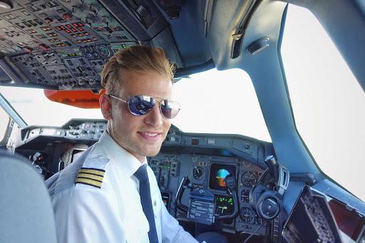 Sunglass Protection for Pilot