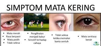 Simptom mata kering