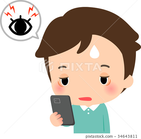Eye strain and digital devices