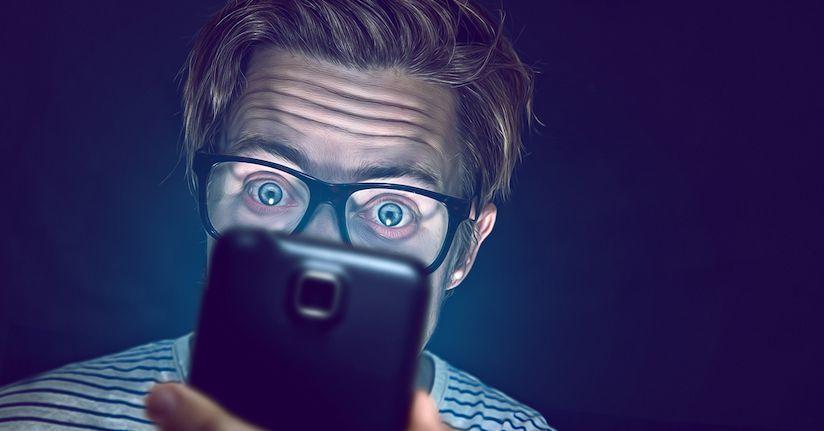 Impact of using smartphones