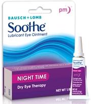Soothe tear eye ointment