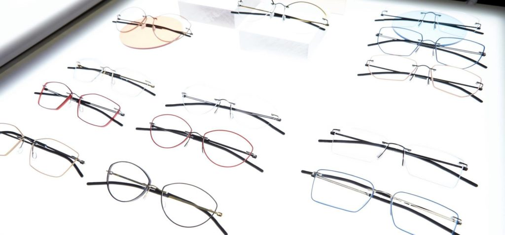 spectacles frame choices