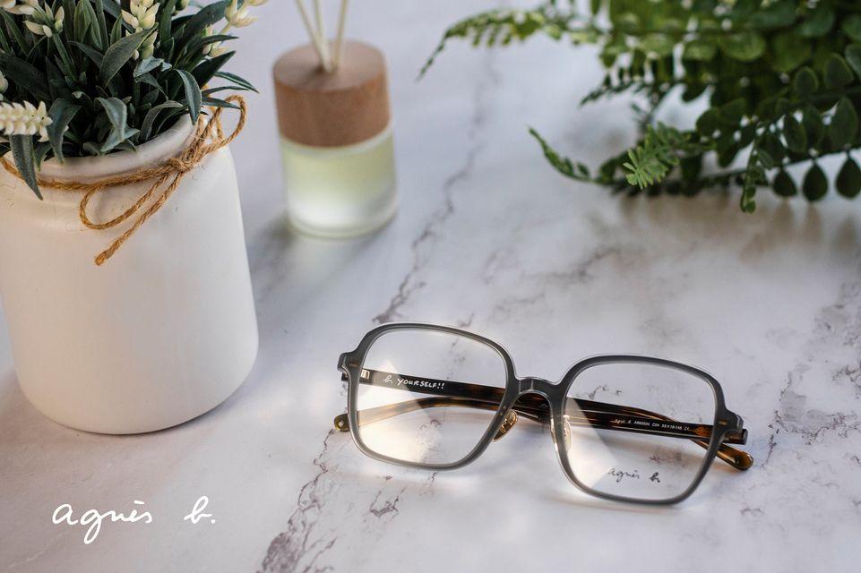 Agnes B Titanium eyewear in Malaysia