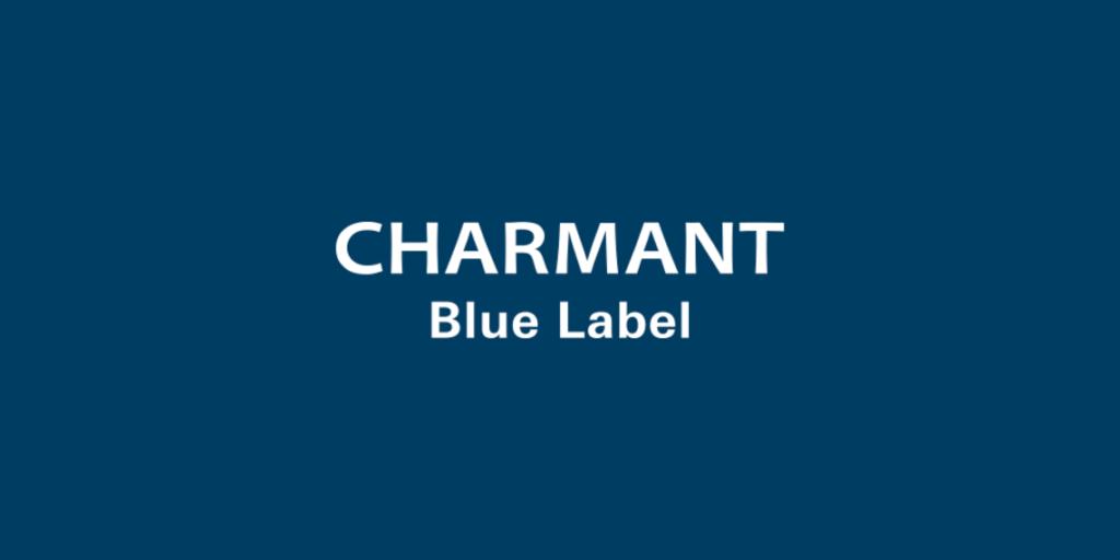 Charmant Eyewear Blue Label