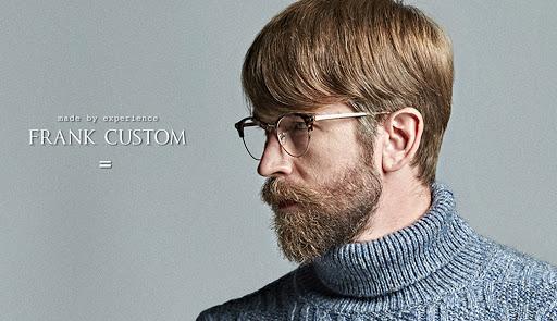 Frank Custom Titanium Eyewear in Malaysia