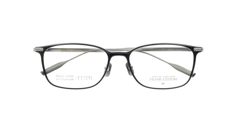 Frank Custom Titanium Eyewear