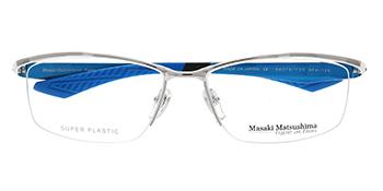 Masaki Futuristic Titanium Eyewear