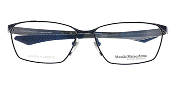 Masaki Titanium Eyewear collection