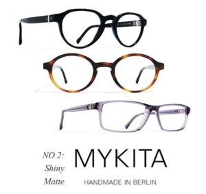 Mykita Luxury Eyewear Handmade