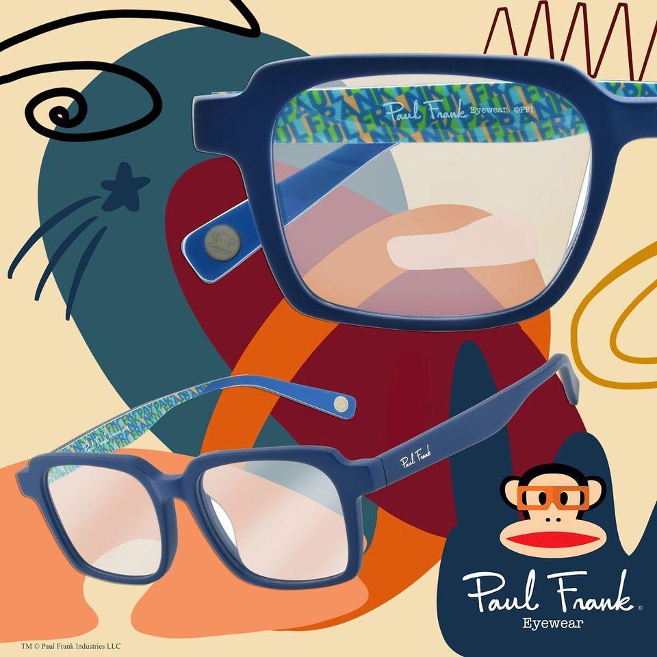 Paul Frank Acetate Eyewear