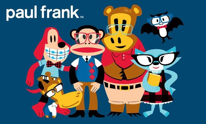 Paul Frank Glasses in Malaysia
