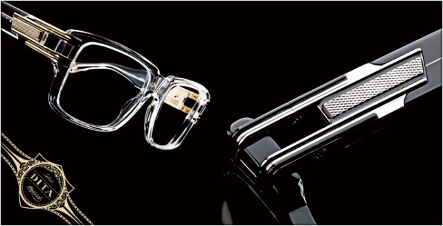 Perfection in DITA eyewear
