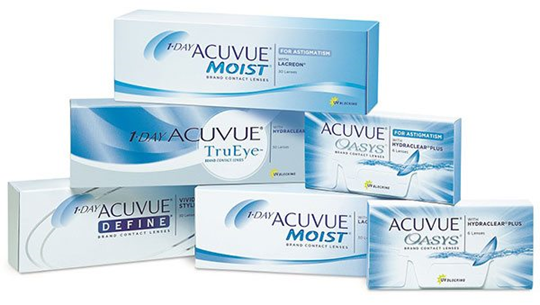 The best brand of contact lenses