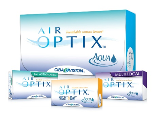 Another best brands of breathable contact lenses