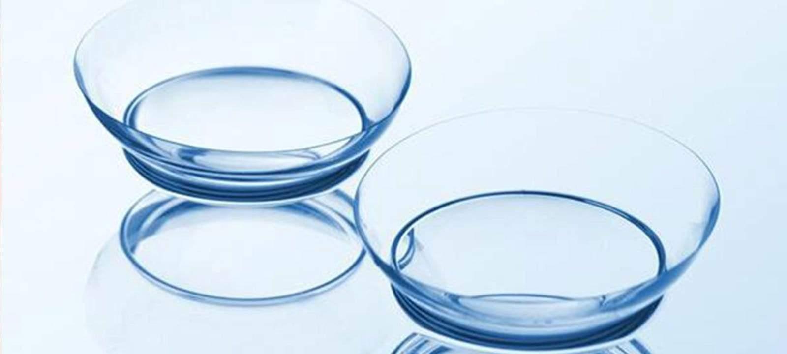 hard lens gas permeable