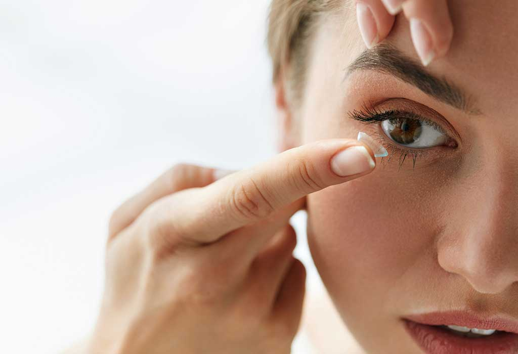 contact lens for beginners