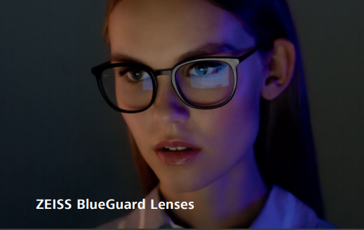 Zeiss BlueGuard Lenses