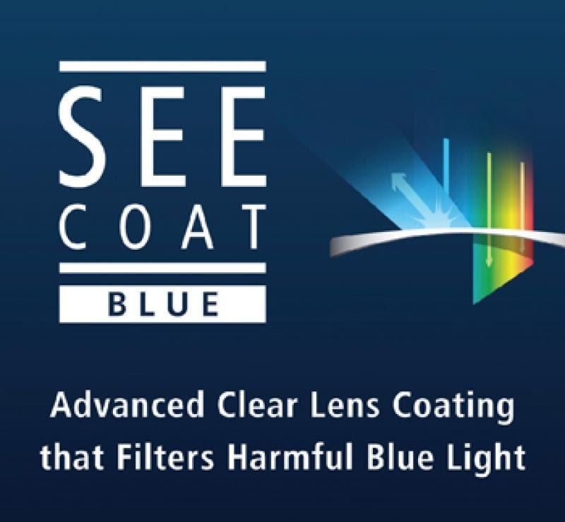 Nikon lens coatings SeeCoat Blue
