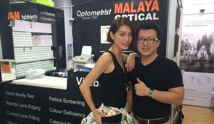 Amber Chia | Optometrist Malaysia | Optometrist PJ