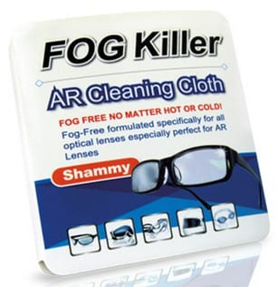 Anti Fog | Eye Glasses | Cleaner