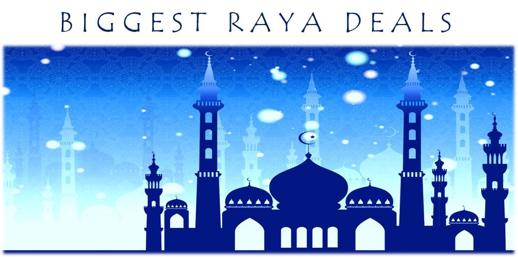 Biggest Raya Deals