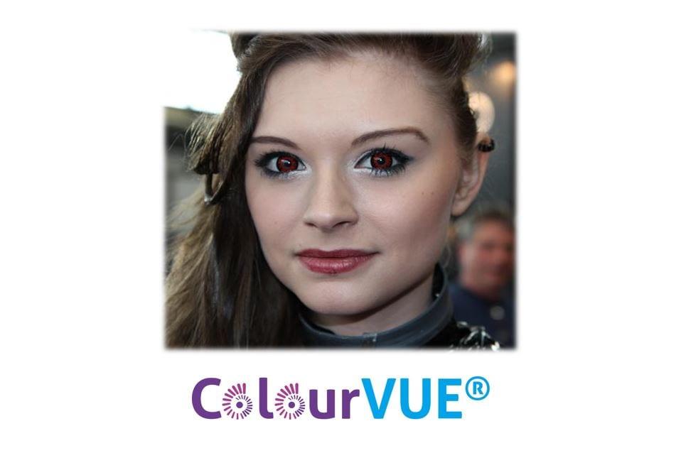 Colourvue Crazy Lens