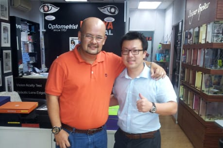 Harrif Iskandar Optometrist