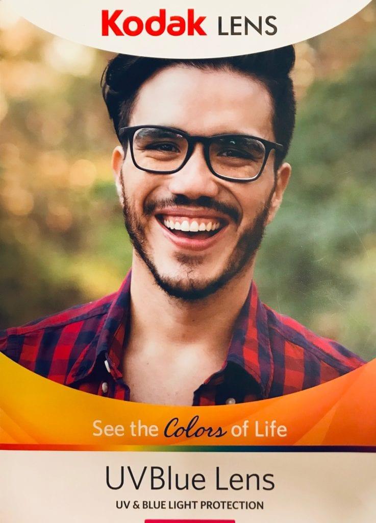 Kodak Single Vision Lens, Kodak, Optometrist in Petaling Jaya | Optical Shop