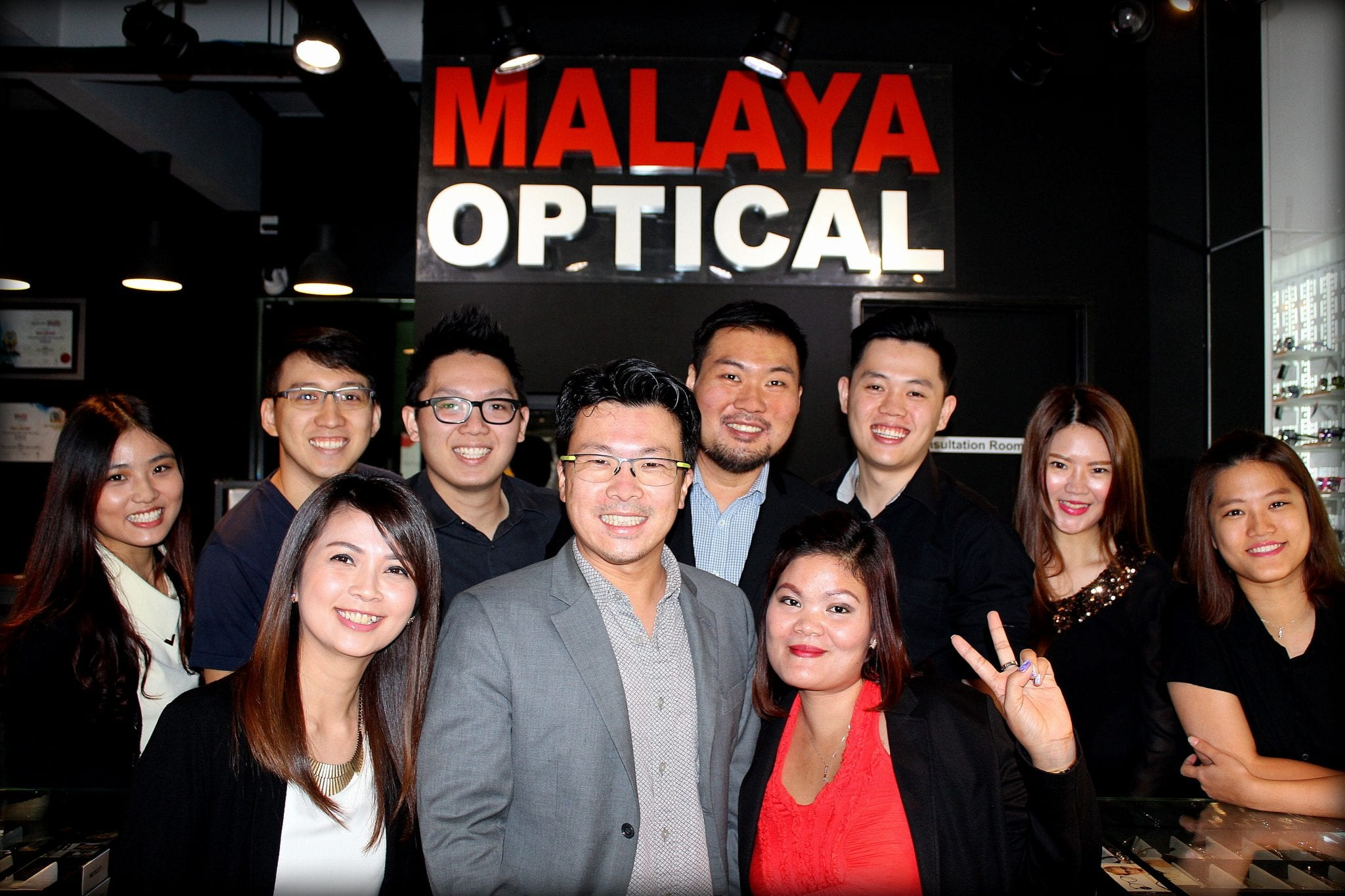 malaya optical optometrist