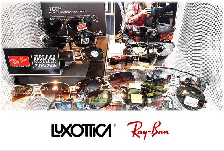 LUXOTTICA EYEWEAR - Optometrist in Petaling Jaya | Optical Shop