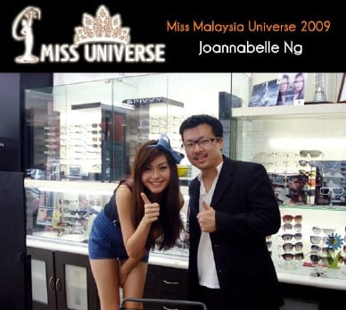 Miss Universe Joanna Belle