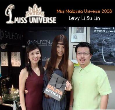 Miss Universe Levi Lee