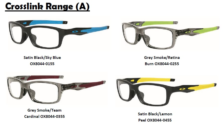 New Oakley 2014 collections
